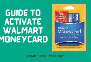 activate Walmart Money card