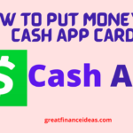 How to put money on Cash App Card