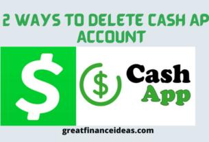 Delete Cash App Account
