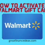 How to Activate a Walmart Gift Card
