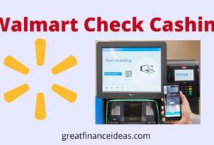 Walmart Check Cashing