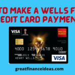 How to Make a Wells Fargo Credit Card Payment