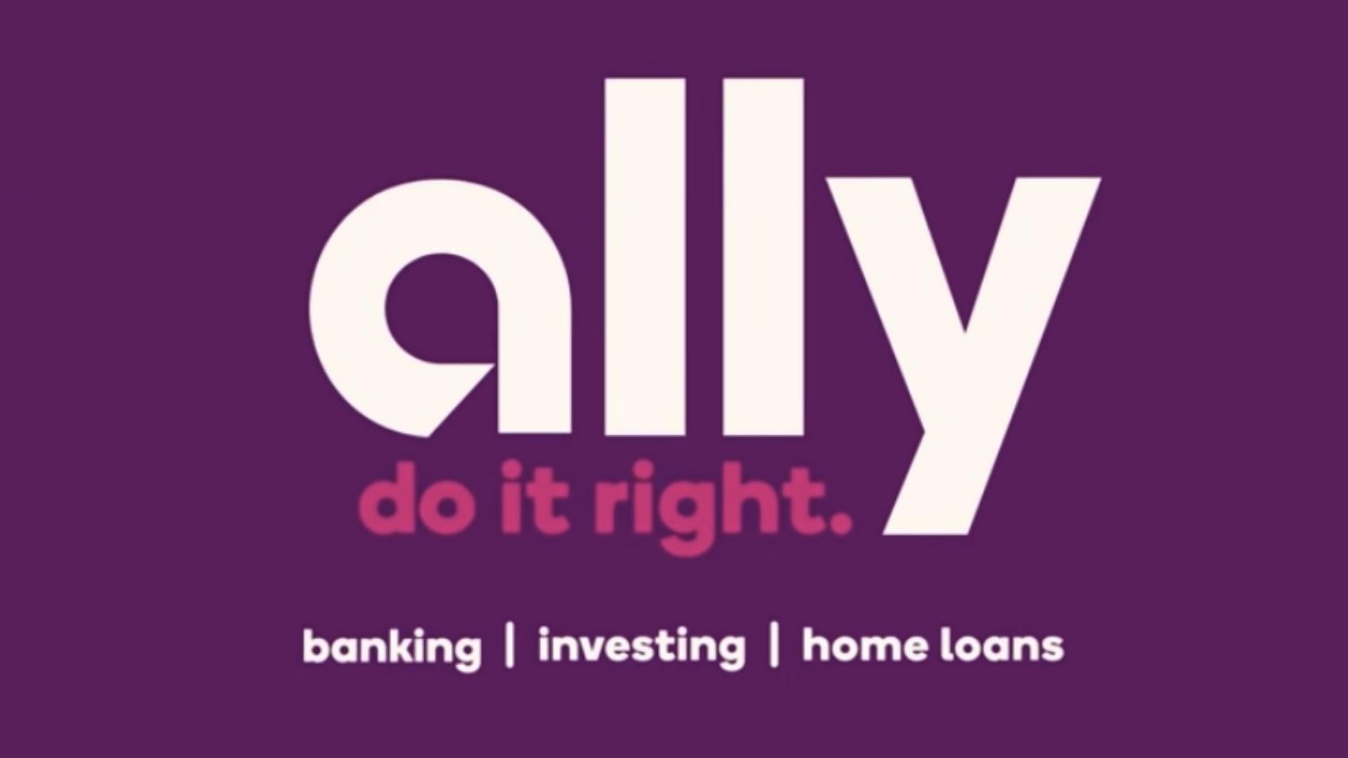 Ally Bank auto loan