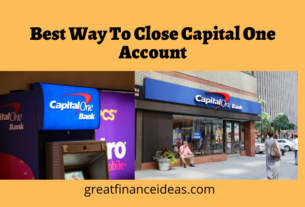 Close Capital One Account
