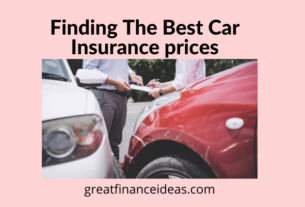 Best Car Insurance prices