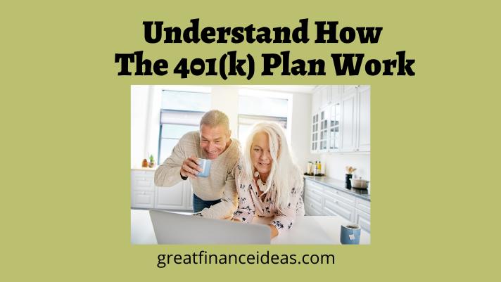 401k Plan Work
