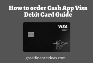 Cash App Visa Debit Card