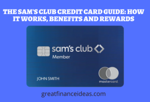 SAM'S CLUB CREDIT CARD