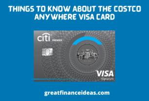 Costco Anywhere Visa Card