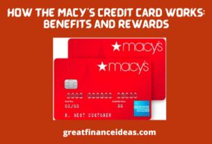 Macy's Credit Card