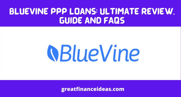BlueVine PPP Loans