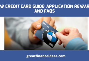 BMW Credit Card Guide