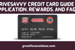 DriveSavvy Credit Card