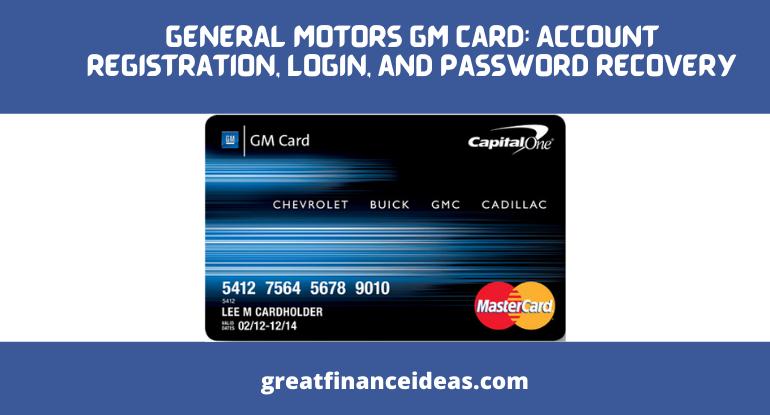 GM Card