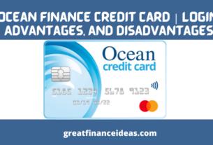 Ocean Finance Credit Card